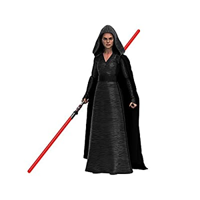 Star Wars The Black Series Rey (Dark Side Vision) Toy 6-Inch Scale The Rise of Skywalker Collectible Action Figure, Ages 4 and Up by Hasbro