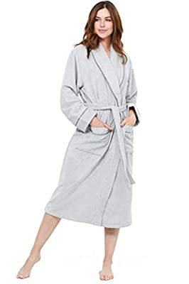 "Jones New York Women's 48"" Wrap Spa Plush Perfect Robe"