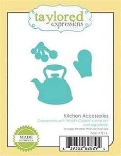 Taylored Expressions Kitchen Accessories Steel Die (TE14)