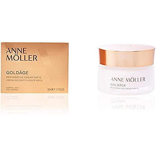 Anne Moller Goldâge Restorative Cream SPF15 Tratamiento Facial - 50 ml