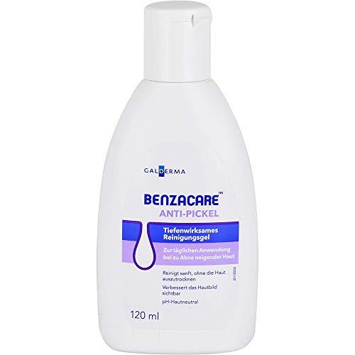 Benzacare - Gel limpiador con efecto profundo, 120ml