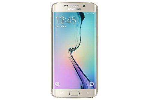 Samsung G925 Galaxy S6 edge Smartphone, 32 GB, Oro [Italia]