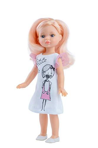 Unbekannt Paola Reina Puppe Alegria 21 cm MINIAMIGAS Mehrfarbig (2101