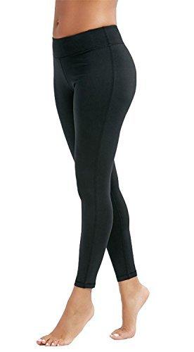 DINGGE Women's Professional Sports Fitness Yoga Pants Stretch Running Pants Casual Leggings