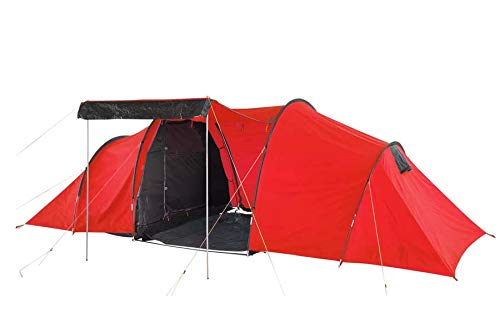 PROACTION 6 Man 1 Room Tunnel Camping Tent