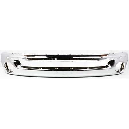 CH1002383 New Front Bumper Face Bar For Dodge Ram Truck 1500 2500 Chrome