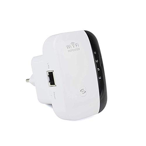 HELIn Superboost WiFi Extender - Repetidor WiFi Signal Booster Access Point Dual...