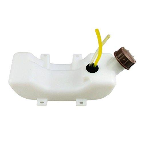 Amuzocity Cortacésped Combustible Tanque de Gasolina Repuesto para Desbrozadoras Piezas Y Accesorios - Multi, 139
