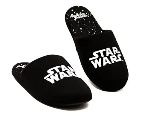 Pantufa Chinelo Star Wars Logo Darth Vader Galáxia Disney Zc TAM GG