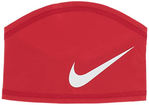 Nike Adult Pro Dri-Fit Skull Wrap 4.0 Red/Black, Red/White, One Size Fits Most