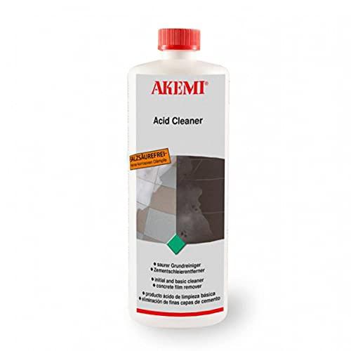Zure reiniger - zonder zoutzuur - Akemi - 1 L