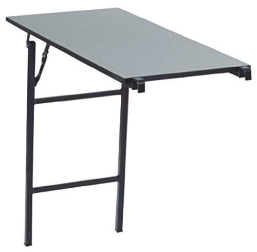 Rousseau PM2720 PortaMax 18' x 48' Folding Outfeed Table for PM2600 Table Saw Stand