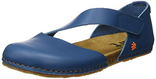art Damen 0442 Becerro Creta Geschlossene Sandalen, Blau (Jeans Jeans), 37 EU