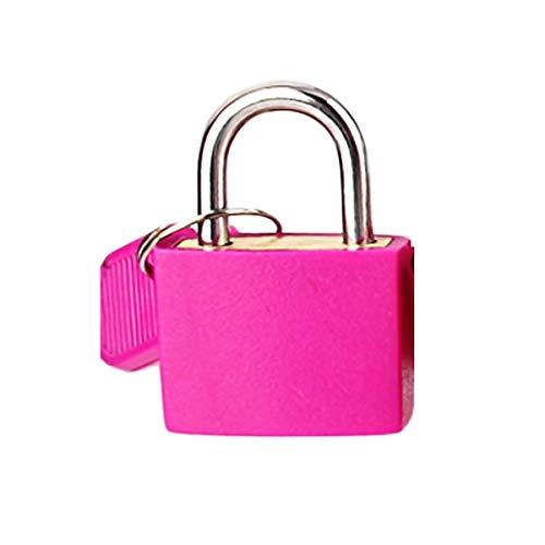 HelloCreate 22mm Mini Kleine hangslot Home Deur Reizen koffer Bagage Bag Lock Hangsloten