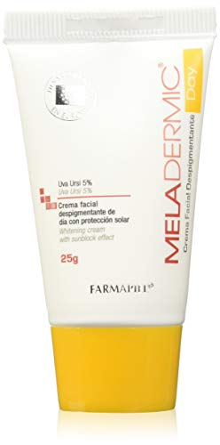 Farmapiel Crema Facial Day Meladermic, Fps 20, 25 g