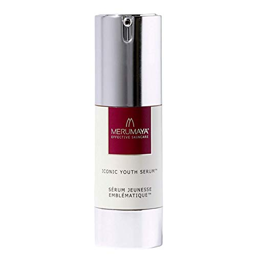 Merumaya Iconic Youth Serum, With Hyaluronic Acid, Boosts Collagen & Soothes Sensitive Skin, 30ml