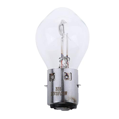 D DOLITY 35W 12V Lampe Remplacement de Phare de Moto,ATV Résistant à Corrosion