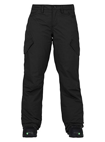 Burton Damen Fly Pants Snowboardhose, True Black, M