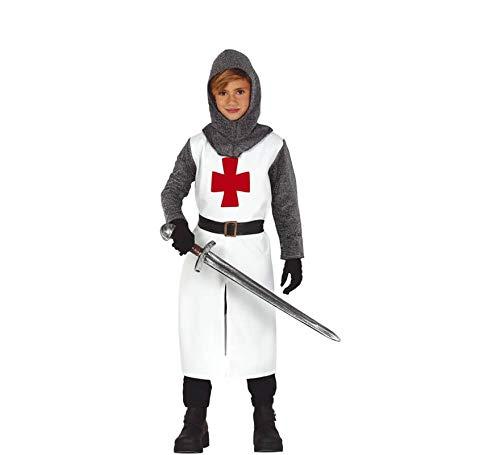 Guirca Disfraz de Caballero Templario para niños