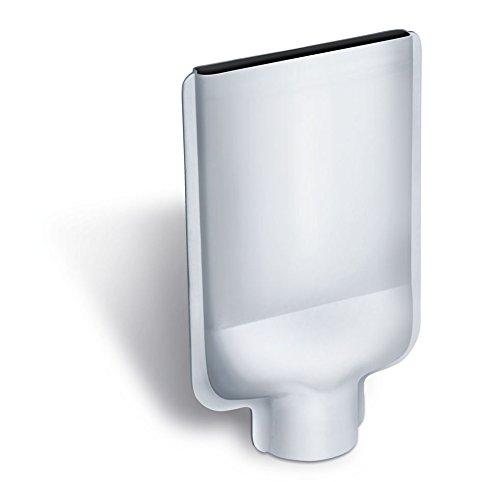 Steinel 074715 Breitschlitzdüse, aufsteckbar auf die 14 mm Reduzierdüse zahlreicher Steinel Heißluftgeräte, Ideal zum Schweißen von Kunststofffolien und Kunststoffplanen