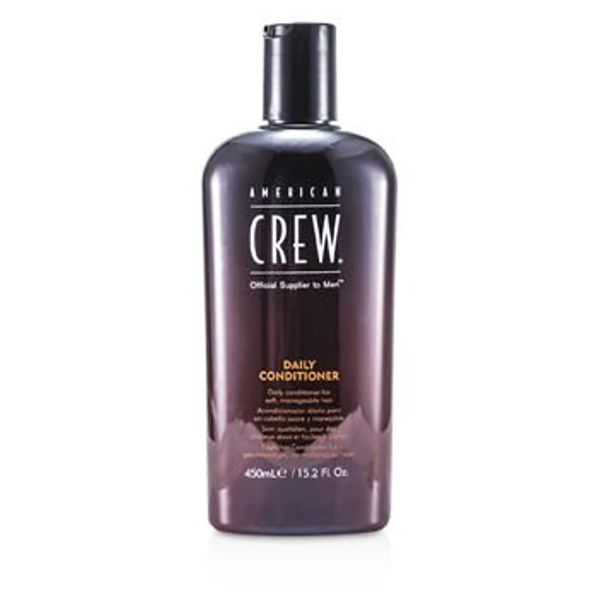 卑しいローラーフィードオン[American Crew] Men Daily Conditioner (For Soft Manageable Hair) 450ml/15.2oz