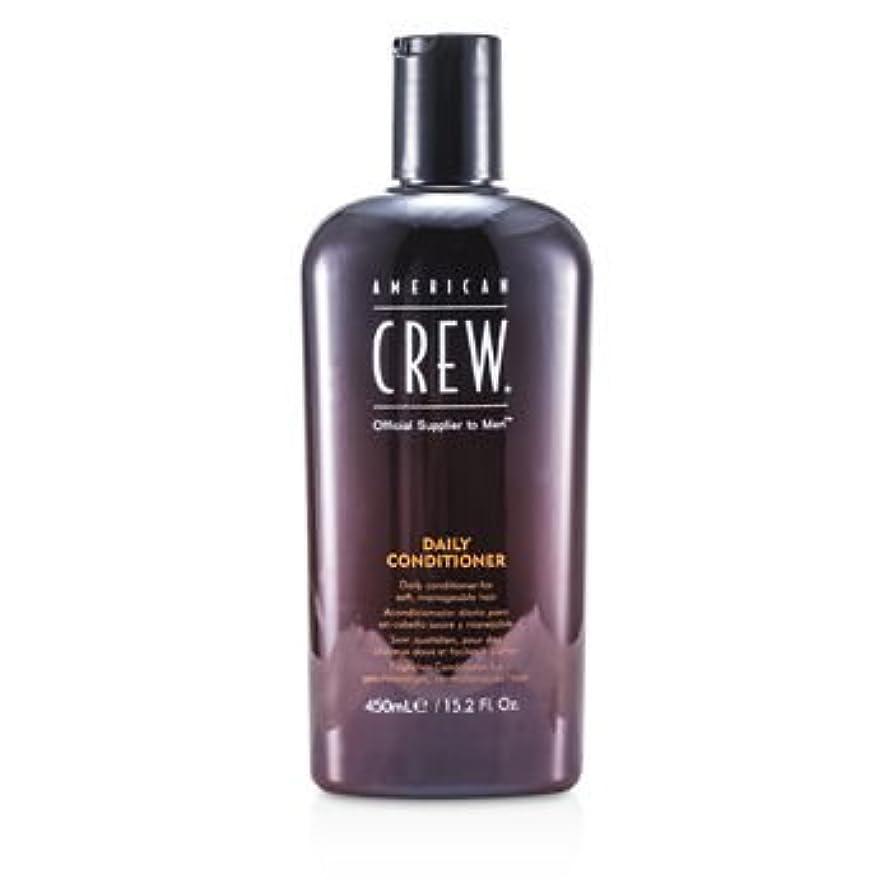 怖がらせる修羅場誘導[American Crew] Men Daily Conditioner (For Soft Manageable Hair) 450ml/15.2oz