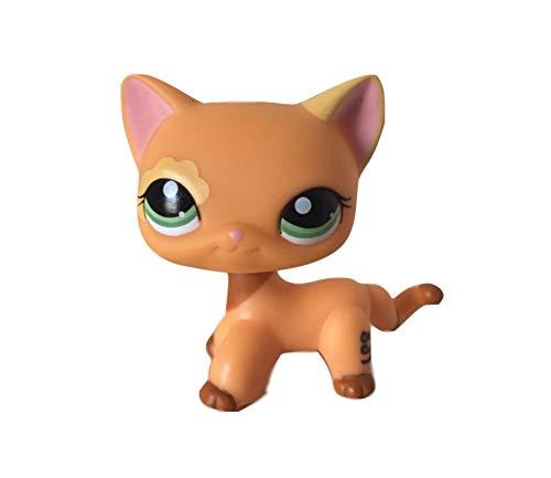 JiYanTang Pequeños Juguetes para Tiendas de Mascotas Lps Toys Raro Pie Pelo...