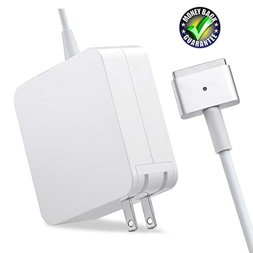 Mac Book Pro Charger,Peplacement for MacBook Pro Charger with 13 Inch 15 Inch Retina Display Ac 85W Magsafe 2 Power Adapter