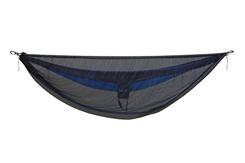 Eagles Nest Outfitters - ENO Guardian SL Bug Net, Hammock Bug Netting, Charcoal