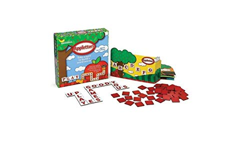 Appletters: Race to Build A Word Worm in This Board Game for Kids