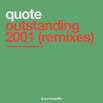 Outstanding 2001 (Remixes)