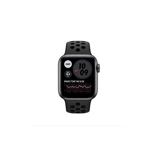 Apple Watch S6 40Mm GPS Cellular Nike Caja Aluminio Gris Espacial con Correa Antracita Y Negra Nike