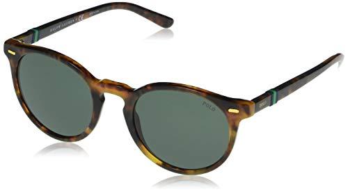 Ray-Ban Herren 0PH4151 Sonnenbrille, Schwarz (Jerry Tortoise), 50.0