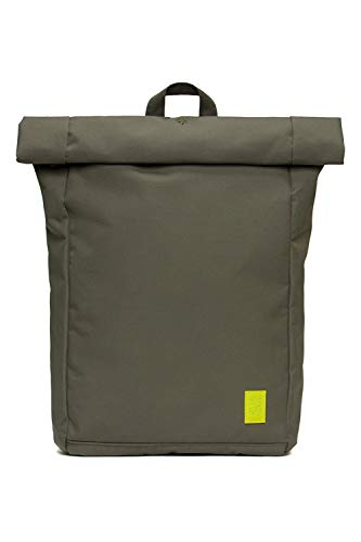 Eco Roll Backpack (Olive)