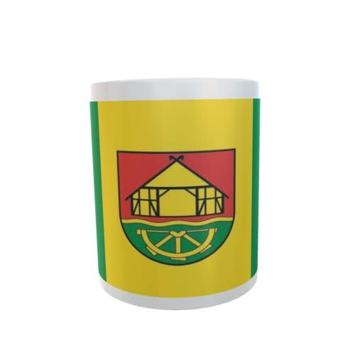 U24 Tasse Kaffeebecher Mug Cup Flagge Strohkirchen