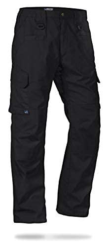 LA Police Gear Men's Water Resistant Operator Tactical...