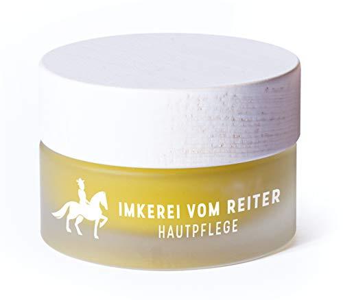 Hautpflege vom Reiter, natürlicher Hautbalsam mit Lanolin, Bienewachs & Honig, 50g