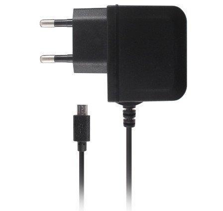 Slabo Ladegerät Micro USB Tablet Netzteil - 1000mAh - für XIDO X110 / X111 / Z90 - SCHWARZ
