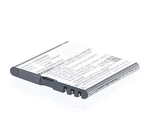 Akkuversum Akku kompatibel mit Bea-fon SL560   SL450, Handy/Smartphone Li-Ion Batterie