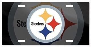 Steelers NFL Vanity License Plates 0092145025123