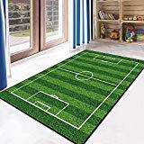 HSRG Rug Foot Playmats pour Enfants Soft Confortable/Lavable/Non-Slip Indoormat pour Chambre d'enfant,140×200Cm