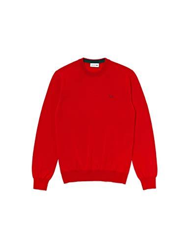 Lacoste Herren AH1969 Unterhemd, Rouge, Medium