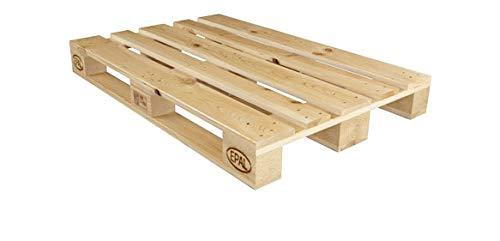 Möbelpalette - PALetta - aufwändig gehobelt und geschliffene Europalette - 120 x 80 cm