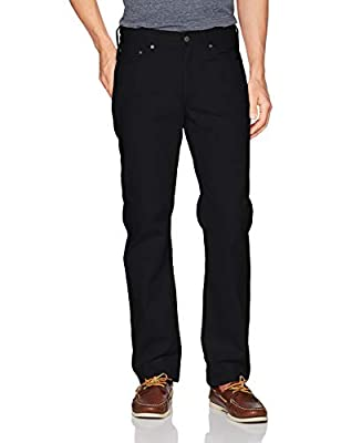 Levi's Men's 541 Athletic Fit Pant, Mineral Black - All Seasons tech - Stretch, 34W x 29L from Levi's