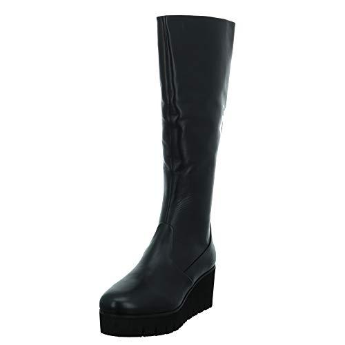 Tizian Damen Stiefel Kairo 03 Stiefel T24303-VL24-100 schwarz 805502