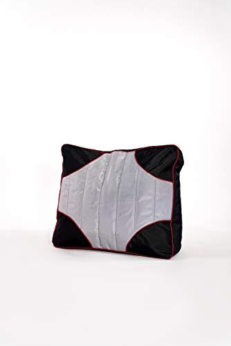 Green Bean Legs voor lounge chair zitzak zitkussen beanbag voor kinderen en volwassenen in zwart grijs aardbeirood