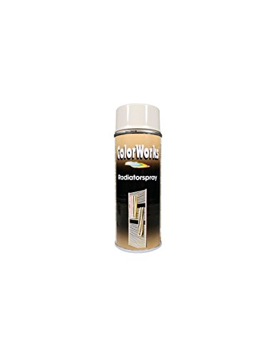 Colorworks - Peinture radiateur / Blanc cassé