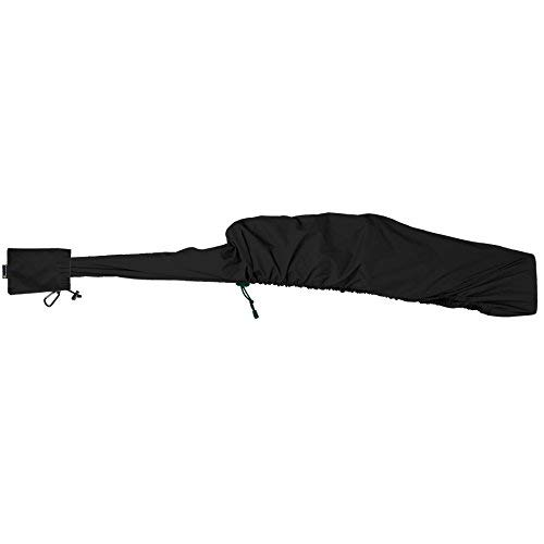 "Alpine Innovations Gun Slicker Scoped Rifle Case, Shotgun Case, Waterproof Camo Rifle Sleeve Cover, Fast Case Gun Pack Accessories, for Guns 38"" to 56"" - Gun Slicker (Black)"
