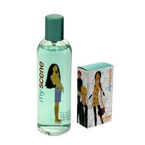 KIDS Barbie My Scene Chelsea Eau de Toilette 50 ml