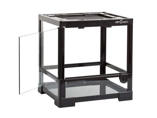 ReptiZoo Glas-Terrarium 30x30x32 cm mit Schwenktüre, zerlegbar - verschickbar! RK0101S